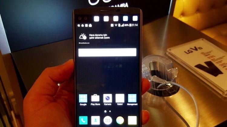LG V20 için geri sayım başladı