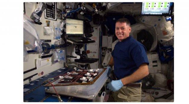 NASA'dan bir ilk
