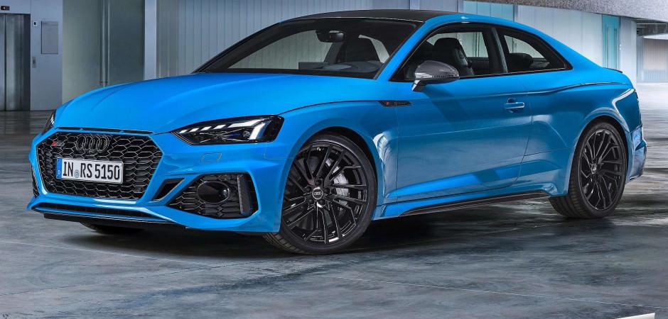 2020 Audi RS5 yenilendi!