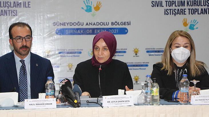 AK Parti'li Usta: Bugün ülkemizde Kürt sorunu yoktur