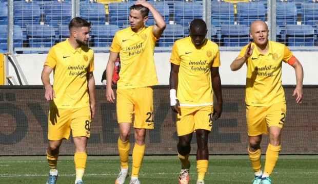 Ankaragücü'nün Süper Lig'de yüzü gülmüyor