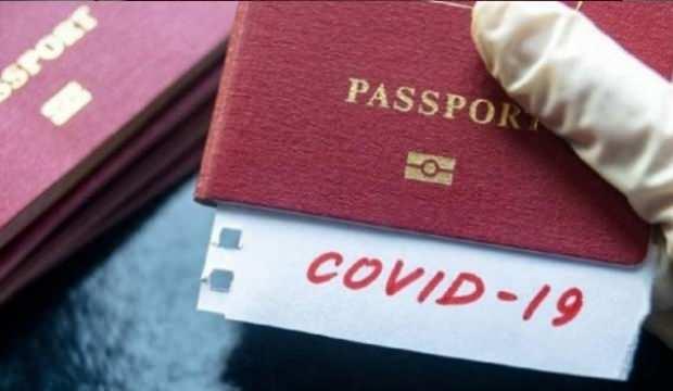 Aşı pasaportunda dikkat çeken karar