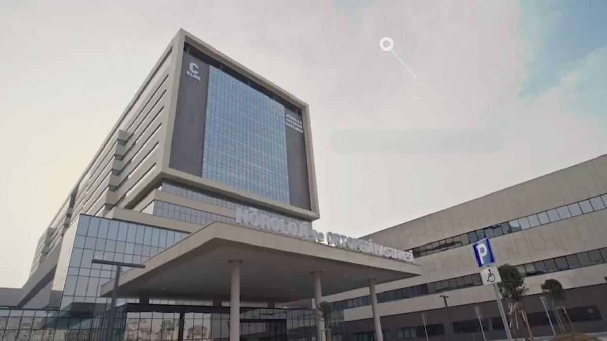Bakan Koca, yarın açılışı yapılacak Başakşehir Çam ve Sakura Şehir Hastanesi'nin videosunu paylaştı
