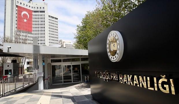 Dışişleri Bakanlığı: Kırgızistan'da yaşanan olaylardan derin endişe duyuyoruz