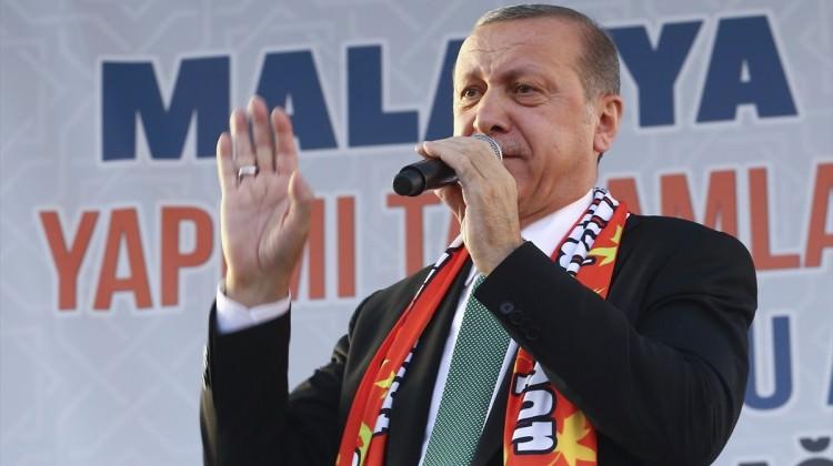 Erdoğan'dan FETÖ'cülere tek tip kıyafet açıklaması