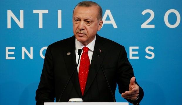 Erdoğan'dan Prens Bin Selman açıklaması