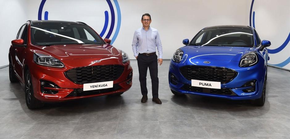 Ford, Puma ve Kuga modellerini tanıttı