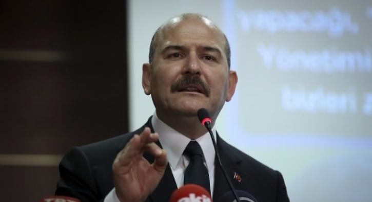 İçişleri Bakanı Soylu: Bundan sonra olursa bakanlık haram olsun