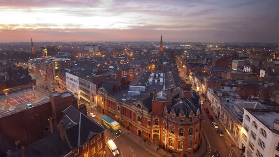 İngiltere'de Leicester kenti karantinaya alındı!