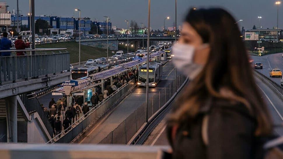 İstanbul'da toplu taşımada yüzde 17'lik düşüş