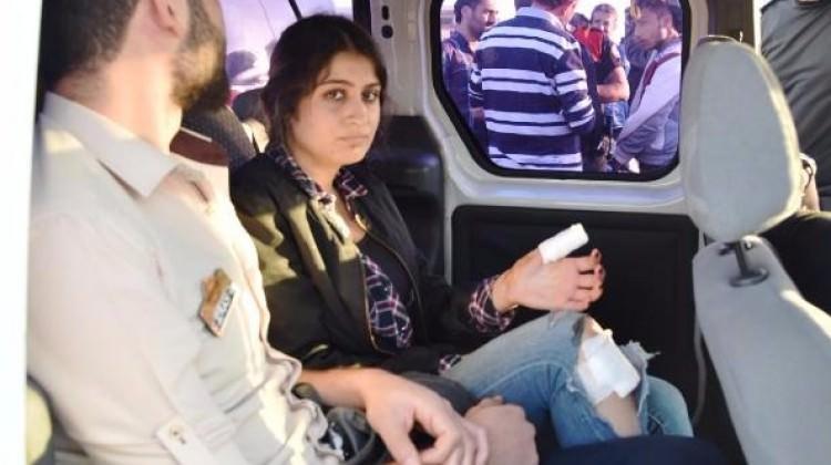 Kapkaççılar üniversiteli kızı yerde sürükledi