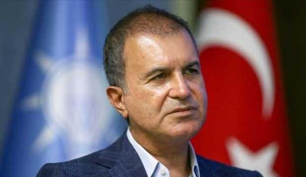 Ömer Çelik'ten sert tepki: Bu Türkiye Cumhuriyeti'ne saldırıdır